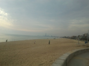 Playa Montgat