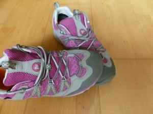 Zapatos de caminar Merrell