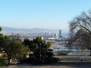 Barcelona desde Montjuich