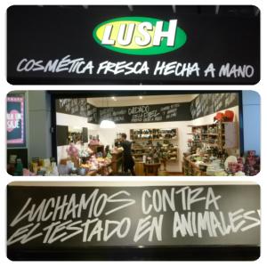 Tienda Lush