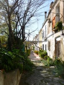 calle Aiguafreda