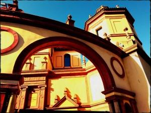 Teatro Lliure en Montjuic
