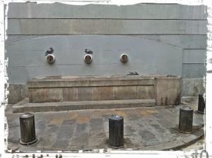 Fuente en la Plaza (Barcelona)