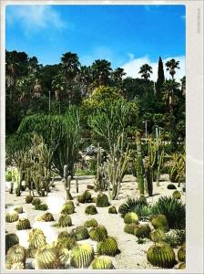 Jardines Mossèn Costa i Llobera.