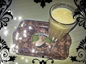 MIlk-shake de plátano