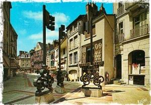 Place des 3 clés (Blois)