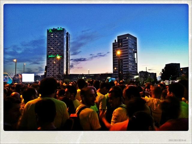 Plaça Europa - L'Hospitalet de Llobregat