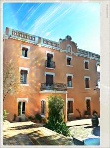 Mas Figueres dónde nos alojamos.