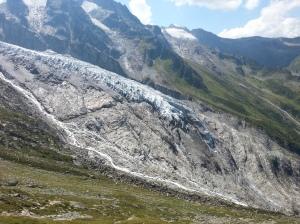 Glaciar del Trient